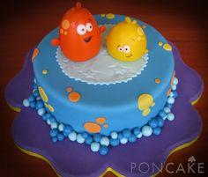 Pitch & Potch Cake - Torta de Pitch & Potch