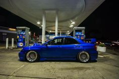 Subaru Impreza WRX STi -- too low for me but still looks good. Want to share pics of your #Slammed & #Stance rides at www.Rvinyl.com? Follow us and ask #Rvinyl to add you to the board.
