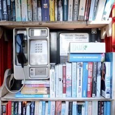 Why book sharing libraries are our new favourite thing