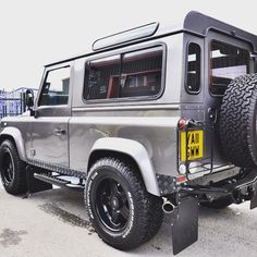 #Twisted #TwistedDefender #Handcrafted #Style #LandRoverDefender #LandRover #Defender #ModernClassic