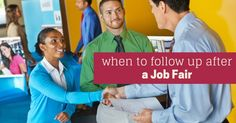 One is very ambitious and has planned to take things into hands for the future by attending a job fair to get the best job for the career. People get a handful of information through such fairs, like viewpoints of possible employers on the resume, tips on interviews, or at least a brief discussion with …