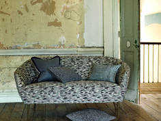 Romo Fabrics, Sofa, Couch, Natural Linen, Fabric Design, Love Seat, Upholstery, Contemporary, Furniture