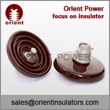 porcelain suspension insulators-Orient Power