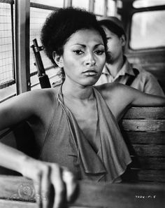"Lee Daniels (Pam Grier): ""Some jive-ass revolution don't mean shit to me!"" -- from Black Mama, White Mama (1973) directed by Eddie Romero"