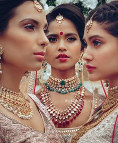 bridal jewellery ideas , bridal jewellery images , bridal jewellery sets , bridal jewellery brides , bridal jewellery tanishq , bridal jewellery indian wedding , bridal jewellery indian wedding Bridal Jewellery Images, Bridal Jewelry Sets, Wedding Jewelry, Diamonds And Gold, Uncut Diamond, Wedding Images, Bridal Looks, Indian Jewelry, Beautiful Earrings