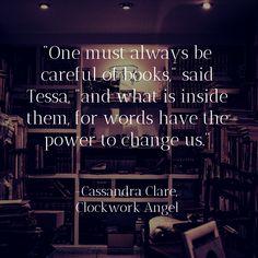 Cassandra Clare, Clockwork Angel YA fantasy quote is part of Cassandra clare books - Ya Book Quotes, Favorite Book Quotes, Quotes From Novels, Book Memes, Mood Quotes, Fantasy Authors, Fantasy Books, Cassandra Clare Quotes, Clockwork Angel