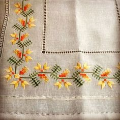 #puntoreto #turkishembroidery #drawnthreadembroidery