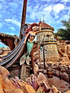 Ariel ride