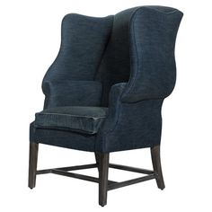 oh denim chair how I love thee... let my count the ways....