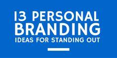 Personal Branding Ideas - Dorie Clark