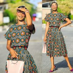Ankara Dress Style in Fashion for African Women Ankara Dress Style in Fashion for African Women African Wear Dresses, Ankara Dress Styles, African Fashion Ankara, African Inspired Fashion, Latest African Fashion Dresses, African Print Fashion, African Attire, African Skirt, African Style