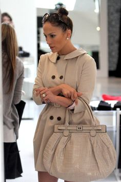 JLO Diva de compras