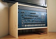 IKEA Furniture Recording Studio