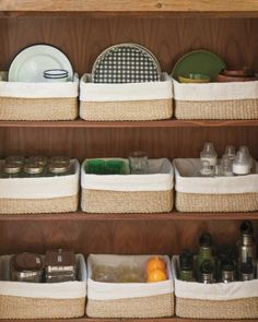 """See the """"Corral the Kids' Stuff"""" in our  gallery - Martha Stewart"""