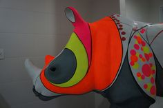 Rino Mania  Rüno: Rinoceronte de Dürer  Artista Quim Alcantara  quim.com.br  Exposição: MuBE  Localização nas ruas: Rua Oscar Freire X Bela Cintra - Jardins    Rino Mania  Rüno: Rinoceronte de Dürer  Artista Quim Alcantara  quim.com.br  Exposição: MuBE  Localiza For topics and discussion on mental illness  go www.mybrainsick.com.
