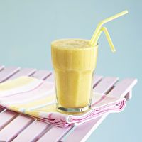 Fresh Mango Frappe by Makers of LACTAID® Brand Products