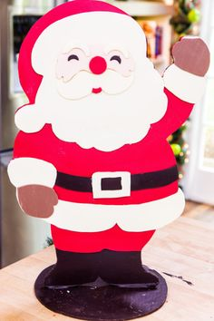 Jacques Torres' Chocolate Santa Claus | Home & Family | Hallmark Channel