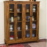 Found it at Wayfair - Sedona Large Four Door Bookcase