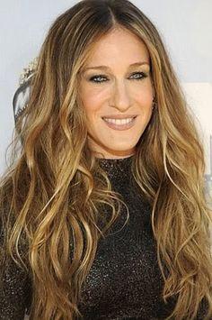 Espaço Feminino: Dicas de Moda e Beleza!: Falando em cabelos: mechas e mechas californianas