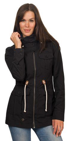 Wooxusní zboží za malý peníz. www.woox.cz Collection 2017, Lady, Parka, Leather Jacket, Athletic, Urban, Zip, Jackets, Fashion