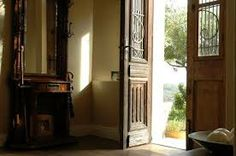 victorian front hallway - Google Search