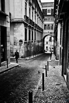 The girl with glasses | Fernando Machado