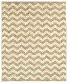 """Shaw Living Area Rug, Neo Abstracts 28500 Baywood Grey 7'9"""" x 10'3"""" - Rugs - Macy's"""