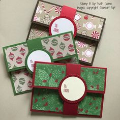 Christmas gift card stampin-up-stamp-it-up-with-jaimie Gift Cards Money, Itunes Gift Cards, Free Gift Cards, Christmas Gift Card Holders, Holiday Cards, Christmas Cards, Christmas Presents, Scrapbooking 3d, 3d Christmas