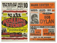 Teen Bunker Nuka Cola Bar Vintage Concert Poster