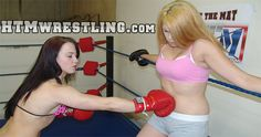 Catfight Real Belly Punching http://htmwrestling.com