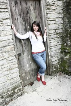 My little sister- From her senior pictures I did.