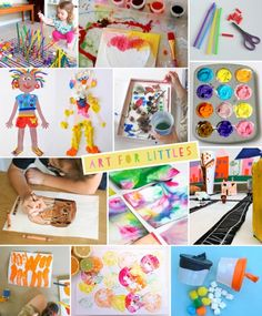 great ideas for the little ones