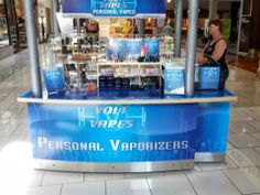 Volt Vapes inside Boise Town Square, Idaho