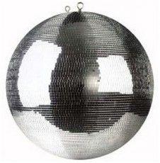 Showtec Professionele Spiegelbol, 40 cm, spiegels: 5x5mm