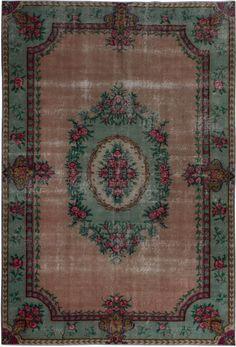 3725 Anatolian Vintage ZM Rug 272x183cm