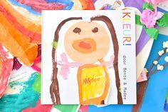 Kleur! Een boek vol tekeningen