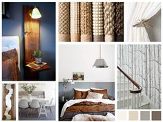 Our inspiration board inspired by autumn neutrals.