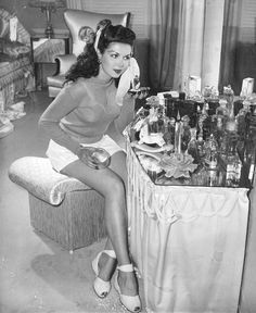 Ann Miller, 1945