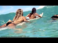 Surfing holidays is a surfing vlog with instructional surf videos, fails and big waves The Beach Boys, Beach Boys Surfer Girl, Surf Girls, Beach Girls, Dubstep, Water Photography, Summer Is Here, Oui Oui, Big Waves