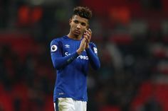Everton's Mason Holgate filmed by Pia Mia in Dubai enjoying a champagne shower: Everton's warm weather training Everton are currently…
