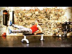 Video van onze vlakke fitnessbank  #fitnessbank #fitnessapparatuur