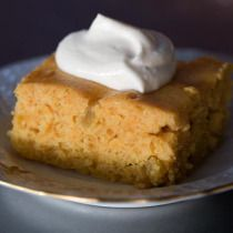 This was the cake I made the other day that resulted in leftover pumpkin puree, which I used to make Pumpkin Ravioli, which I posted here bright and early on Monday morning. It was a triumph. But t…