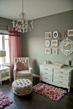Girly Girly bedroom