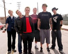 Pop punk gods: Green Day and Blink 182