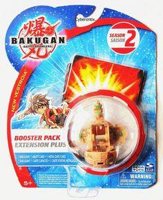 Bakugan MEGA NEMUS Subterra Brown in package from 2009! #Bakugan #SpinMaster #Cyberontix