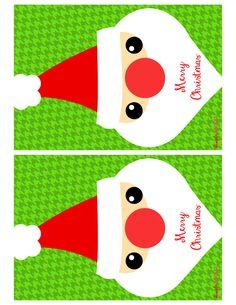 EOS Lip Balm Santa and Snowman Gift Idea - Real Housemoms