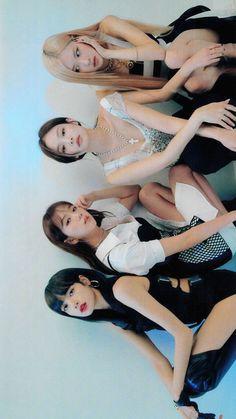Black Pink Songs, Black Pink Kpop, Kpop Girl Groups, Kpop Girls, Black Pink Dance Practice, Blackpink Poster, Blackpink Funny, Lisa Blackpink Wallpaper, Jennie Kim Blackpink