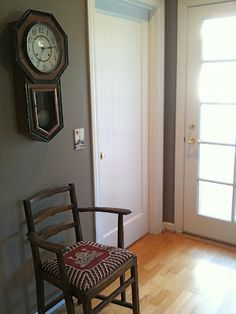 On The Walls On Pinterest Benjamin Moore Paint Colors