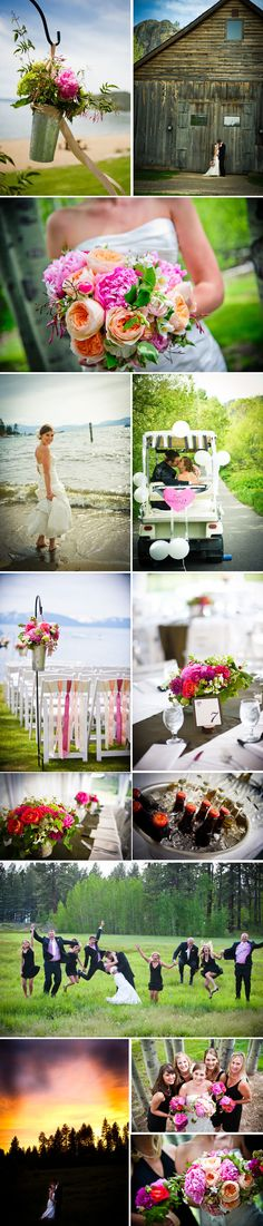 Lake Tahoe Wedding (this is essentially whats been in my brain!)