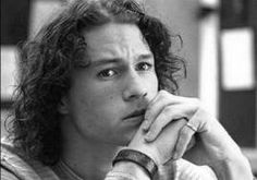 Heath Ledger - 10 Things I Hate About You. Seriously watched this movie everyday one year in high school....that's when I fell in love with him. : )